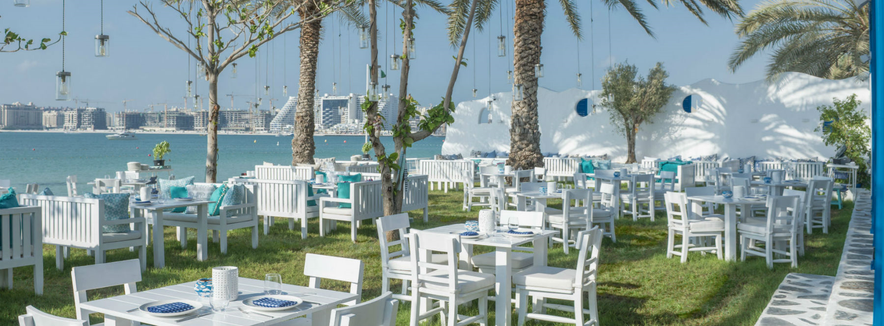 Fish Beach Taverna - Menu